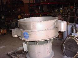 "284245 - 30"" SWECO Separator - Stainless Steel Contacts, 460 Volt"