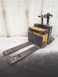 284321 - BARRETT WRP-60-27X48 Electric Pallet Jack