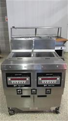 284811 - HENNY PENNY OFG322 N.G. Double Bay Fryer with Filtration System