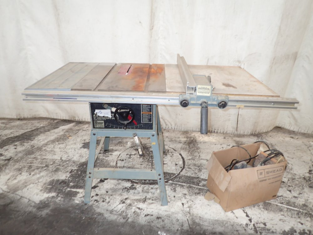 Delta 36 630 Table Saw 285099 For Sale Used
