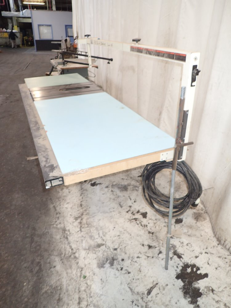 Delta Unisaw Table Saw 285100 For Sale Used