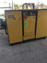 285406 - 100 HP KAESER Air Compressor