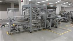 285573 - IMA Continuous Motion Cartoner and Case Packer - Secondary Packaging Line Pharmaceutical Cosmetics Food
