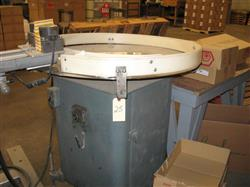 285595 - 3ft Round Accumulation Table
