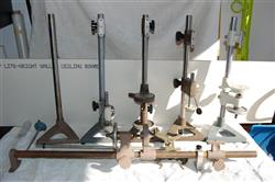 286260 - Materials Test Stands - Lot of 6 stands
