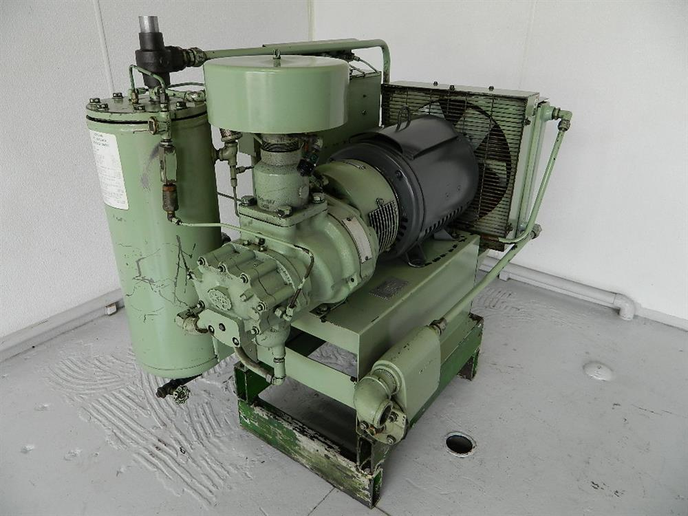 25 Hp Sullair Rotary Sc 286285 For Sale Used N A