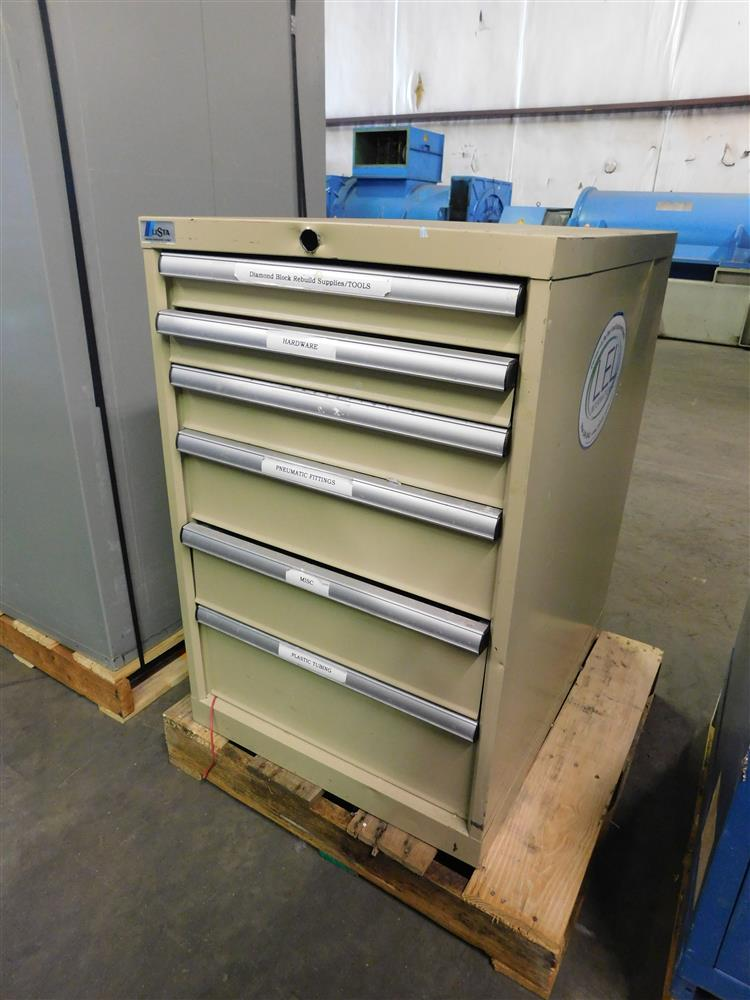 Lista Cabinets 6 Drawe 286530 For Sale Used N A