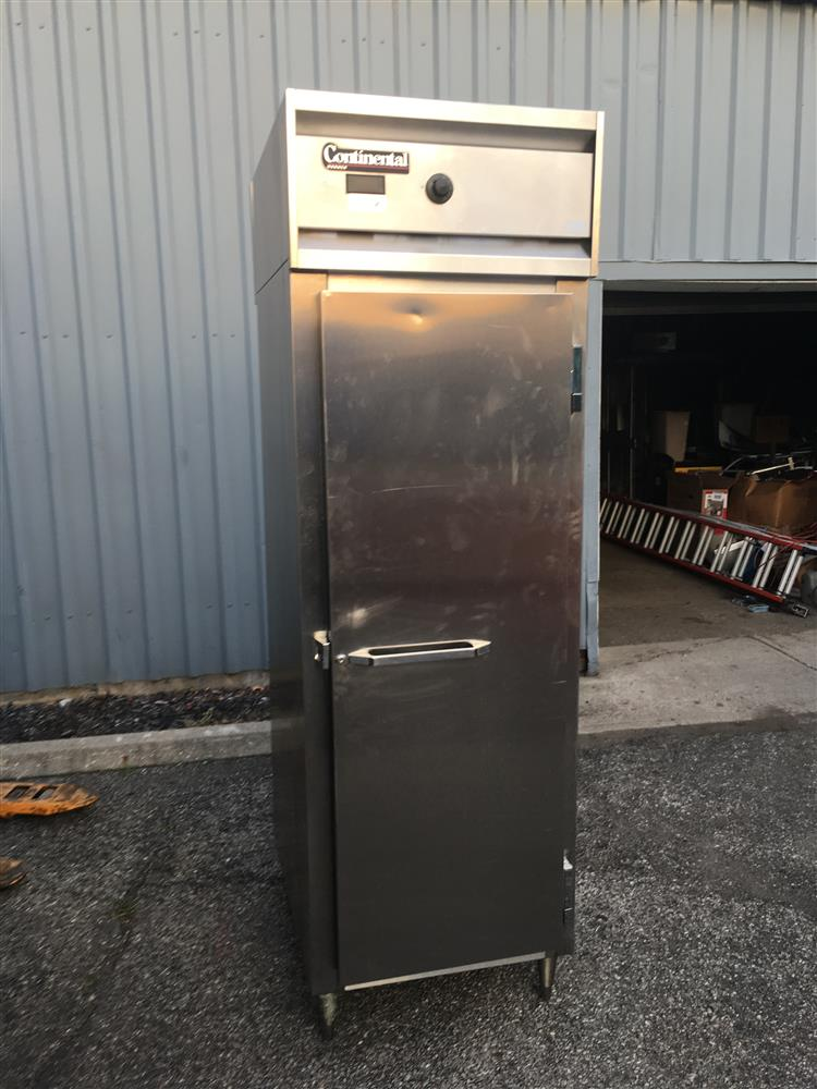 CONTINENTAL Food Warmer Cab - 286568 For Sale Used