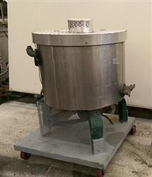 286733 - Chocolate Melter-Mixer
