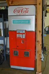 287328 - COCA-COLA Vending Machine - Antique