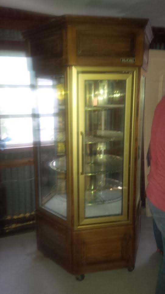 Used Cabinets For Sale >> MCCALL Pastry Display Case - 287341 For Sale Used