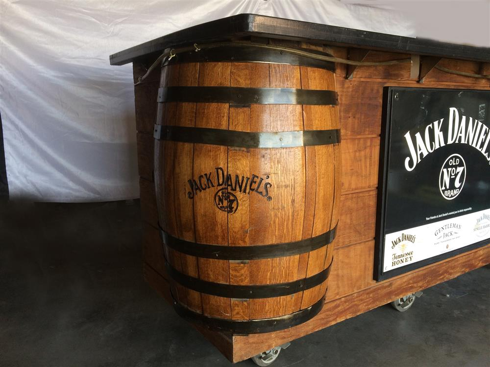 Jack Daniels Whiskey Barrel 287799 For Sale Used