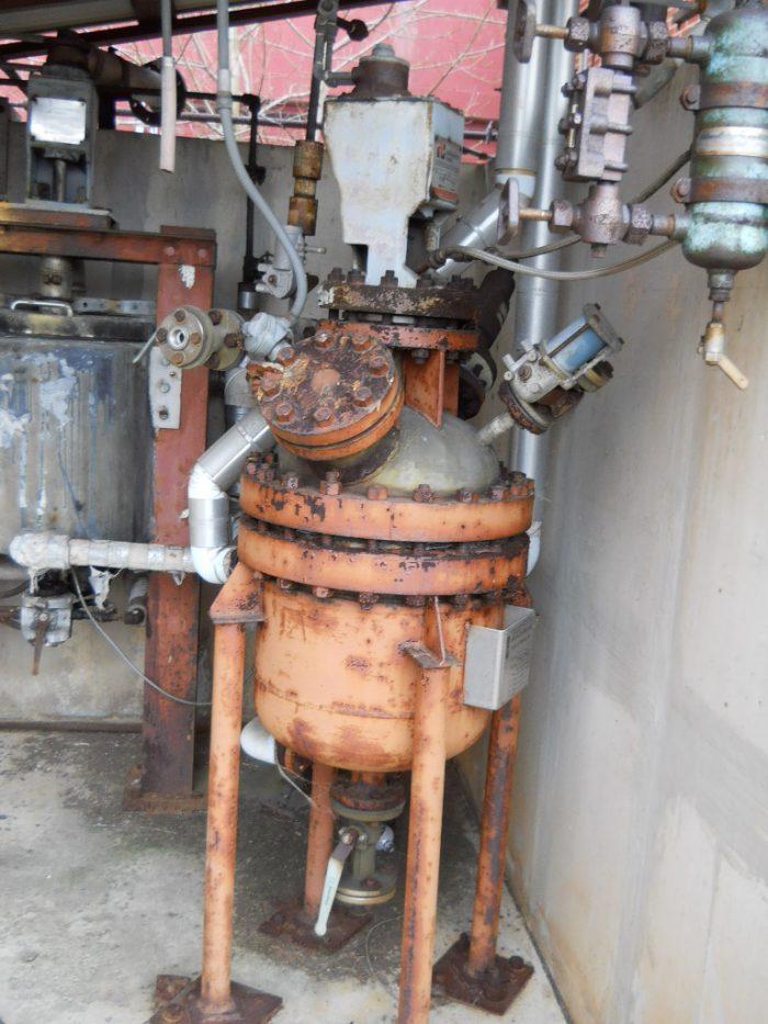 20 Gallon BAEURLE AND MORRIS Reactor - Nickel