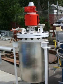 40 Gallon CB MILLS Reactor Tank