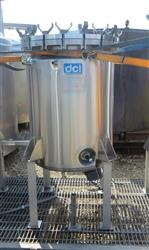 288111 - 66 Gallon DCI Vessel - Stainless Steel