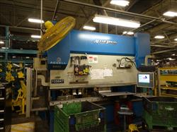 288649 - ACCURPRESS Accell 9-Axis Hydraulic CNC Press Brake