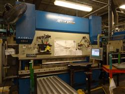 288650 - ACCURPRESS Accell 9-Axis Hydraulic CNC Press Brake