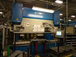 288651 - ACCURPRESS Accell 9-Axis Hydraulic CNC Press Brake