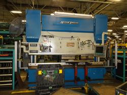 288652 - ACCURPRESS Accell 9-Axis Hydraulic CNC Press Brake
