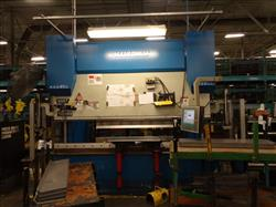 288653 - ACCURPRESS Accell 9-Axis Hydraulic CNC Press Brake