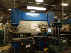 288654 - ACCURPRESS Accell 9-Axis Hydraulic CNC Press Brake
