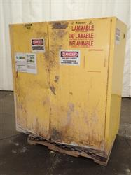 288844 - JUSTRITE  Flammable Cabinet