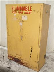 288848 - FLAME JAMER  25445 Flammable Cabinet