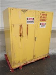 288853 - JUSTRITE  Flammable Cabinet