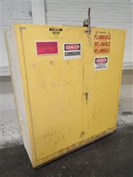288854 - JUSTRITE  Flammable Cabinet