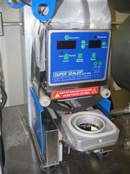Image SUPER SEALER ET 99 S Semi Automatic Cup Sealer  890484