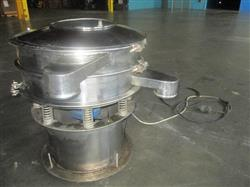 289334 - 24in Vibrating Screen Stainless Steel