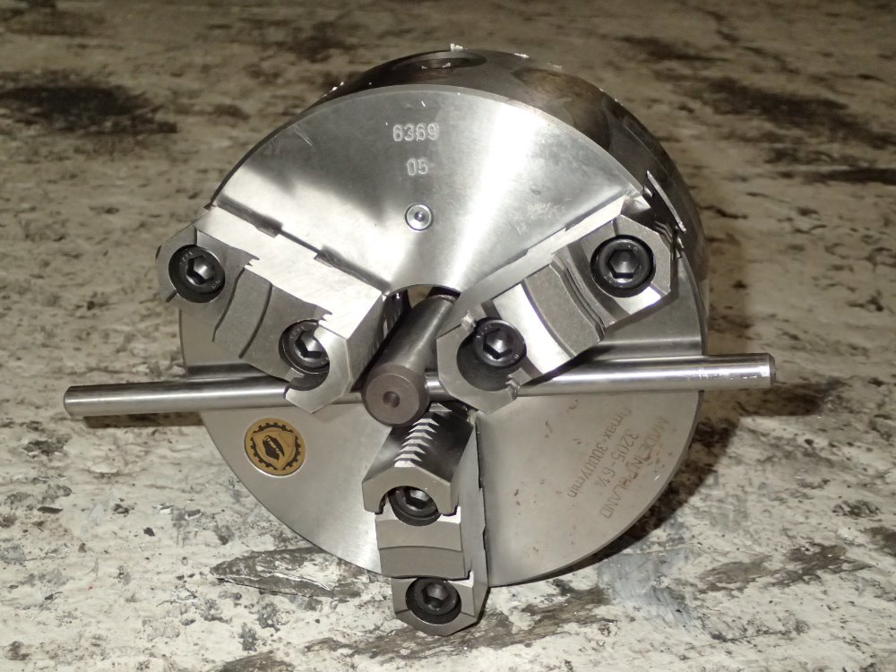 BISON 3 Jaw Chuck - 289381 For Sale Used N/A