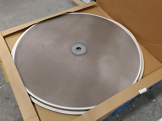 Sweco Round Sifter Screens 290141 For Sale Used