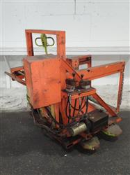 290218 - CLARK  P40C Electric Pallet Jack with Battery Lifter