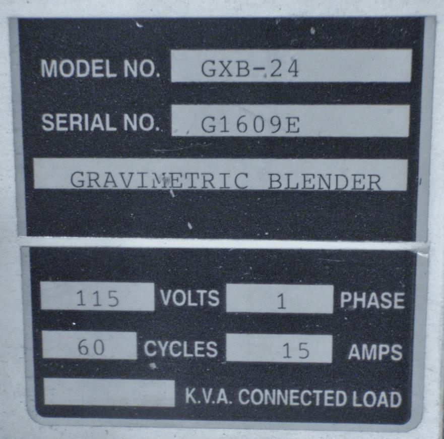 Foremost gxb 24 gravimetric 290236 for sale used for Foremost homes price list