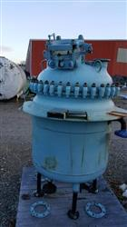290543 - 100 Gallon PFAUDLER Glass Lined Reactor