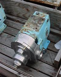 290655 - 2.5in WAUKESHA CHERRY BURRELL Displacement Pump - Model 060