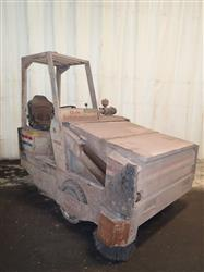 290753 - CLARKE AMERICAN LINCOLN 579-534-3366xp Electric Floor Sweeper