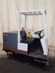 290754 - ADVANCE 459020-HYDRO CAT 5015 Electric Floor Sweeper