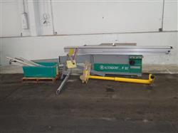 290820 - ALTENDORE F92 Sliding Saw Table