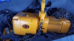 291005 - 3 Ton HARRINGTON Hoist