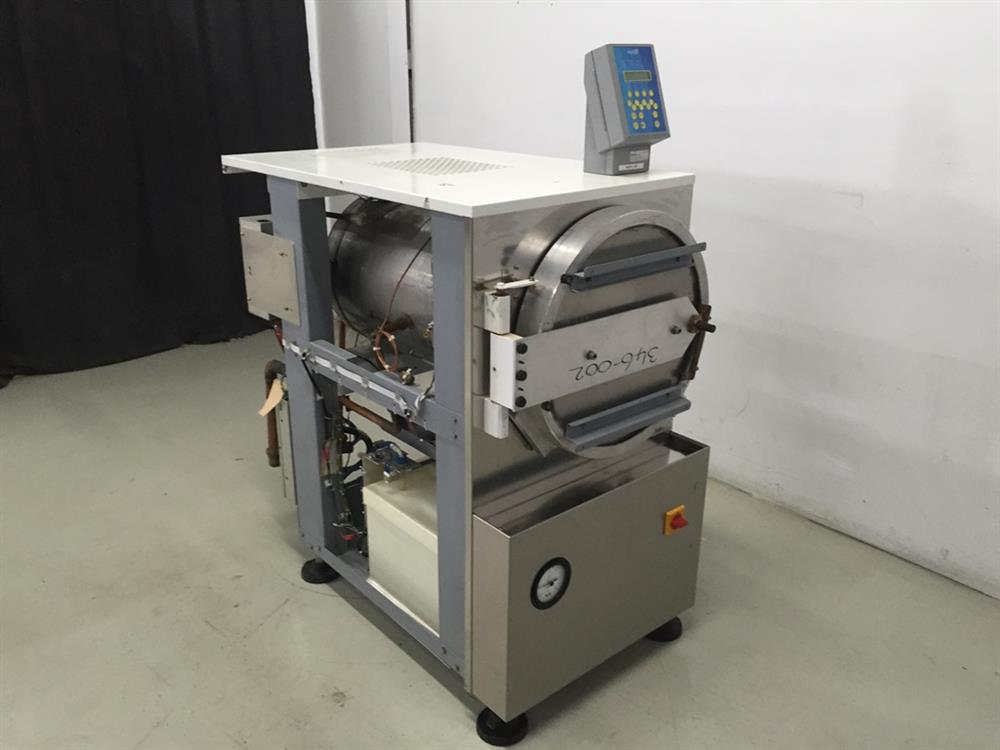 Image BOOKER WELLMAN Jacketed Vessel for Tablet Coating - Model 150L 898410