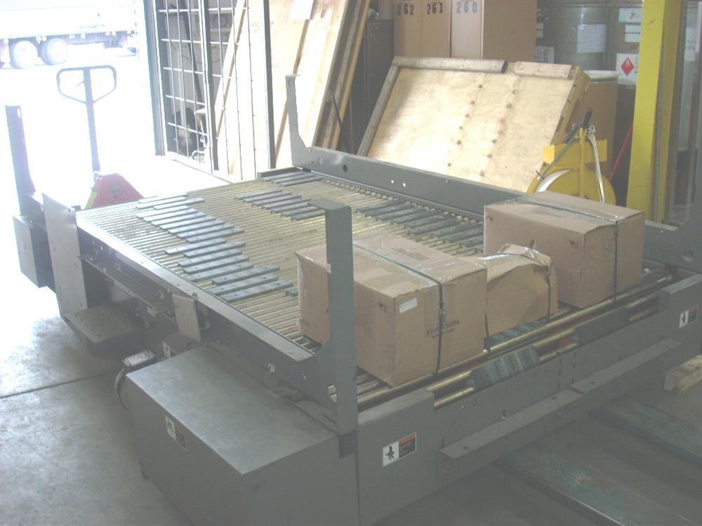 Image FKI LOGISTEX Case Rotating Conveyor - High Speed, Alvey Case Switch 898442