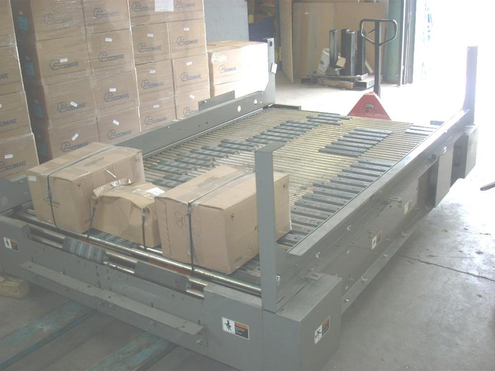Image FKI LOGISTEX Case Rotating Conveyor - High Speed, Alvey Case Switch 898443