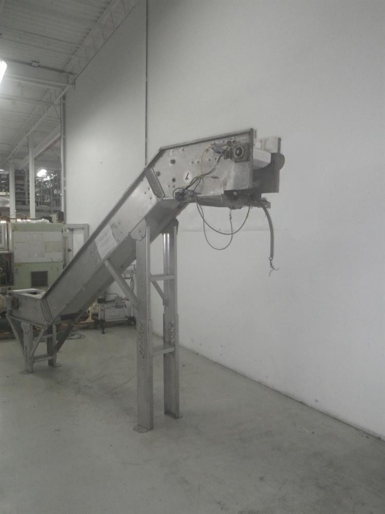 Image HUSS EQUIPMENT Cap Elevator - Model 4C 898582