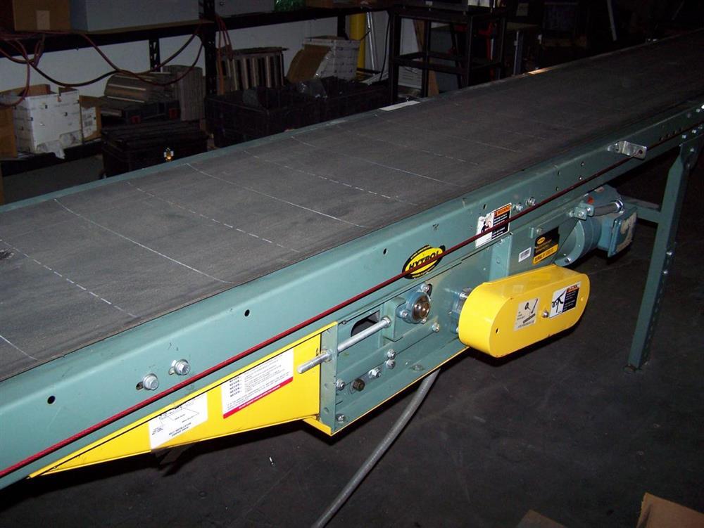 HYTROL Powered Belt Con - 291406 For Sale Used N/A