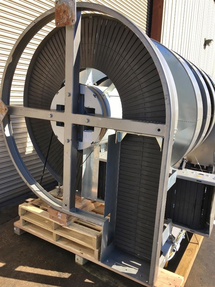 Image RYSON 1300-400-D3 Spiral Conveyor 901044
