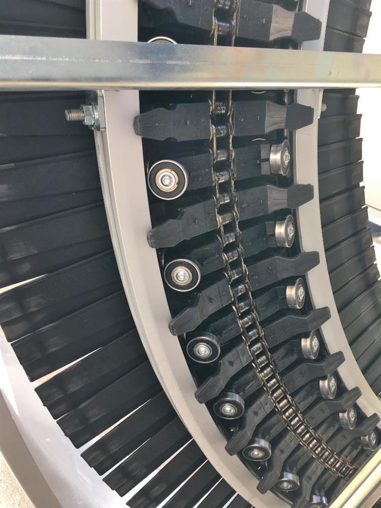 Image RYSON 1300-400-D3 Spiral Conveyor 901045
