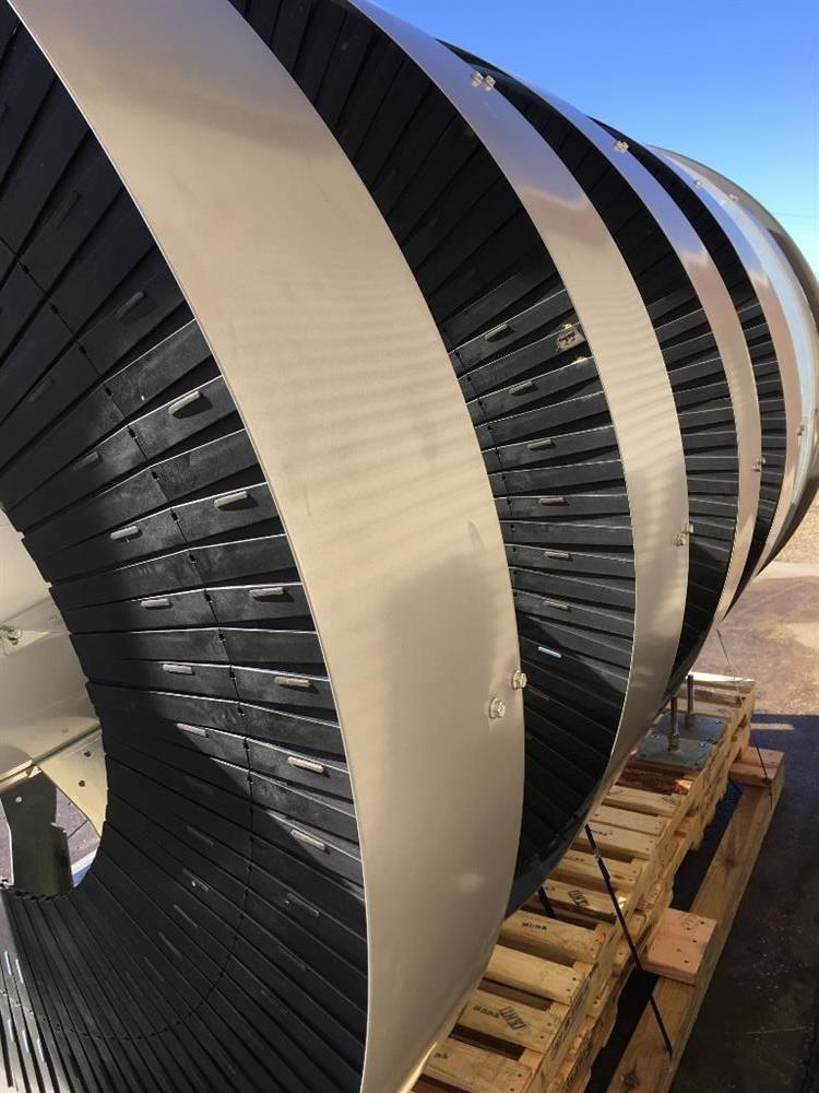 Image RYSON 1300-400-D3 Spiral Conveyor 901055