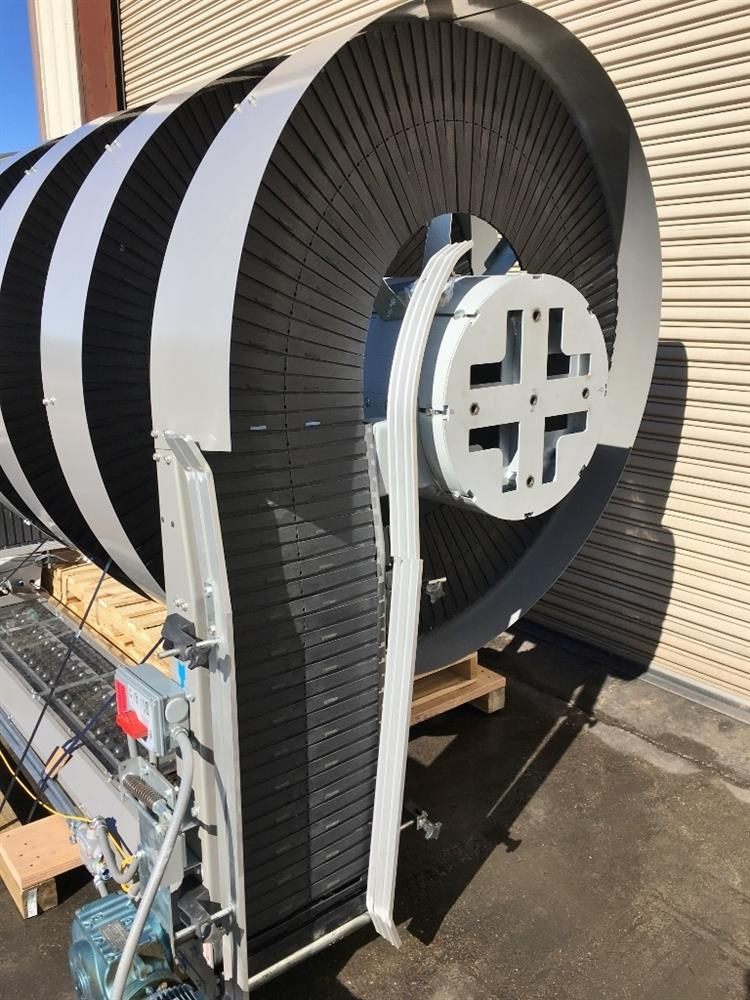 Image RYSON 1300-400-D3 Spiral Conveyor 901036